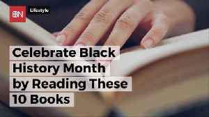 10 Book Suggestions For Black History Month [Video]