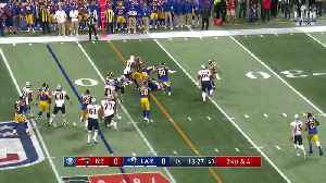 Best plays from Sony Michel's 94-yard game | Super Bowl LIII [Video]