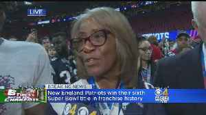 Mother Of Devin, Jason McCourty 'So Happy' To See Sons Win Super Bowl With Patriots [Video]