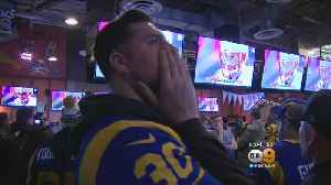 Big Heartache For Rams' Fans At Big Wang;s In North Hollywood [Video]