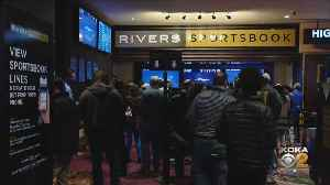Bettors Pack Rivers Casino For First Super Bowl With Sportsbook [Video]