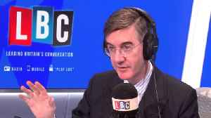 Jacob Rees-Mogg Tells Caller Nissan Move Isn't Down To Brexit [Video]