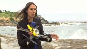 Snot-catching drone helps diagnose whales [Video]