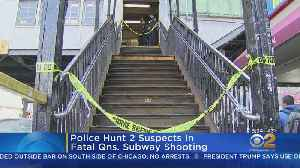 Search For Subway Shooting Suspects [Video]