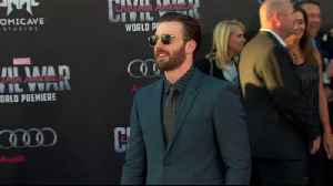 Chris Evans leads stars celebrating as the New England Patriots claim Super Bowl victory [Video]