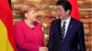 Japan And Germany Work Towards Global Peace [Video]