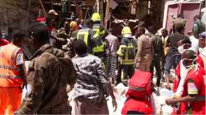 Somalia: Mall Car Bomb By Islamist Group Kills 11 [Video]