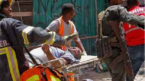 Death Toll In Somalia Car Bomb Terrorist Attack: 11 [Video]