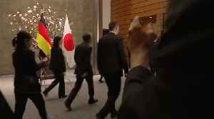Merkel and Abe join forces amid Brexit turmoil [Video]