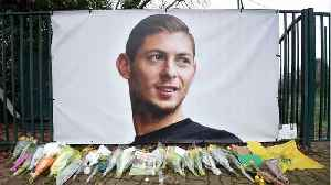 News video: Body Spotted Amidst Plane Wreckage Of Soccer Star Emiliano Sala