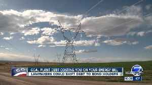 Colorado legislation could lower energy bills, pay off aging coal plants [Video]