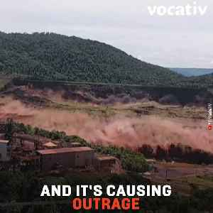Brazilian Cosmetic Company Exploited a Deadly Dam Collapse for a Marketing Stunt [Video]