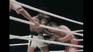 Dutch boxer who fought Ali still riding punches in Bulgaria [Video]