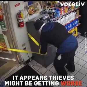 Botched Robberies Is The Latest Viral Video Craze Catching Thieves' Incompetence on Camera [Video]