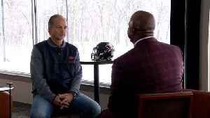 Chuck Pagano Relishes Opportunity To Coach Bears' Defense [Video]