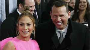 News video: Jennifer Lopez Posted Sweet Photos In Celebration Of Her 2-Year Anniversary With Boyfriend Alex Rodriguez