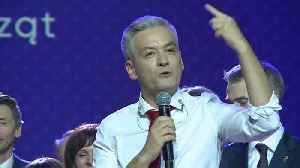 Poland's first openly gay politician launches pro-EU party, the Spring Party [Video]