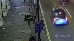 New CCTV Released As Hunt For Bomber Command Vandal Continues [Video]