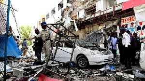 Car bomb attack in Somalia's Mogadishu kills at least 11 people [Video]