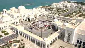 Pope visits Grand Mosque on historic UAE visit [Video]