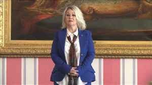 Jann Arden Receives The Order Of Canada [Video]
