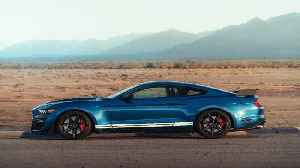 Meet Ford's Newest Mustang [Video]