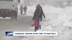 How a Tennessee woman won an all-expenses paid trip to Buffalo [Video]