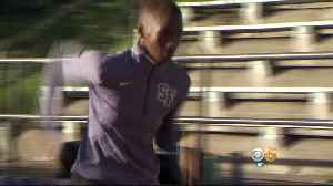 SF State Hurdler Surges After Starting Family [Video]
