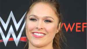 Ronda Rousey And Becky Lynch Rumored To Square Off At WrestleMania [Video]