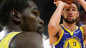 Kevin Durant Likes Tweet He's LEAVING The Warriors! Klay Thompson DEMANDS Supermax Contract! [Video]