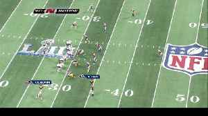 NFL-N-Motion: How New England Patriots wide receiver Julian Edelman was 'virtually un-coverable' in Super Bowl LIII MVP performa [Video]