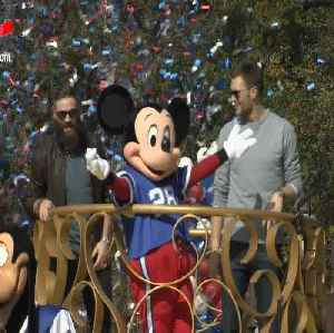The Patriots are back in New England, but two star players went to Disney World instead [Video]