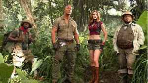 'Jumanji' Teens Return For The Sequel [Video]