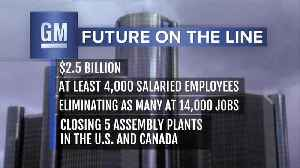 General Motors starting white-collar layoffs this week [Video]