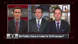 Ian Rapoport: Oakland Raiders want to play at Oracle Park, need approval from San Francisco 49ers and NFL [Video]