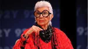 Iris Apfel, 97-year-old style icon, is now officially signed to IMG Models [Video]