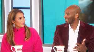 The Talk - Kobe Bryant on Tracy Wolfson Fighting For Tom Brady Post Super Bowl Interview [Video]