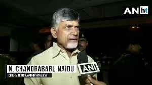 Who asked him to open door: Chandrababu Naidu on Amit Shah's remark 'doors closed for Naidu' in NDA [Video]