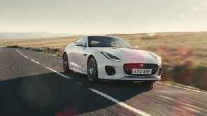 Jaguar F-TYPE Chequered Flag Reveal [Video]