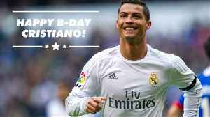 5 Facts that may surprise you about Cristiano Ronaldo [Video]