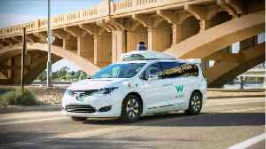 Renault-Nissan-Mitsubishi to partner with Waymo on self-driving cars, report says [Video]