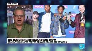 Immigration in the US and the 21 Savage case - Eric Lisann's analysis [Video]