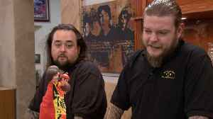 Pawn Stars: Corey Takes a Chance on a Four Headed Monkees Talking Puppet [Video]