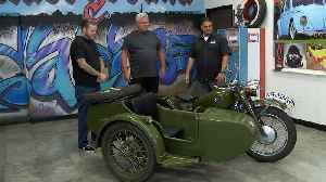 Pawn Stars: Corey Refuses to Make an Offer for a BMW Sidecar Motorcycle [Video]