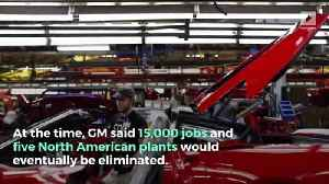 General Motors to Lay Off 4,000 Workers [Video]