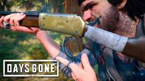 Days Gone – World Video Series: Fighting To Survive Gameplay Trailer [Video]