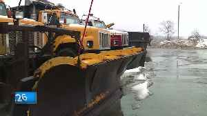 Plows working non-stop in Brown County [Video]