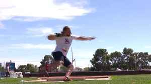 Arizona Track and Field's Jordan Geist [Video]