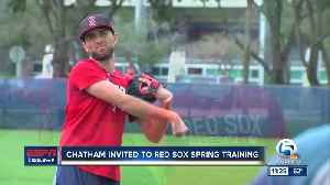 Former FAU star C.J. Chatham prepares for Spring Training with Boston Red Sox [Video]