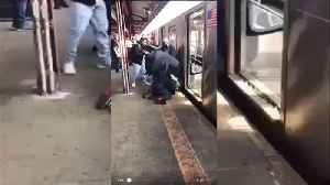 """""""Shocking Viral Video: MS-13 Member Allegedly Shoots Man to Death On NYC Subway Platform"""" [Video]"""